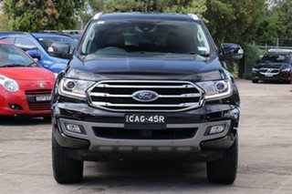 2019 Ford Everest UA II MY19 Trend (4WD 7 Seat) Black 10 Speed Auto Seq Sportshift SUV