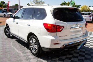 2019 Nissan Pathfinder R52 Series III MY19 ST-L X-tronic 4WD Ivory Pearl 1 Speed Constant Variable