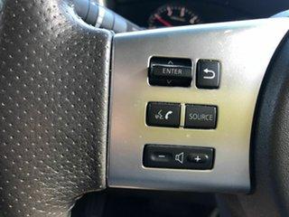 2011 Nissan Navara D40 S6 MY12 ST-X 550 Silver 7 Speed Sports Automatic Utility