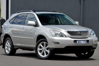 2006 Lexus RX GSU35R RX350 Sports Luxury Gold 5 Speed Sports Automatic Wagon.