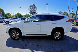 2016 Mitsubishi Pajero Sport QE MY16 GLX White 8 Speed Sports Automatic Wagon