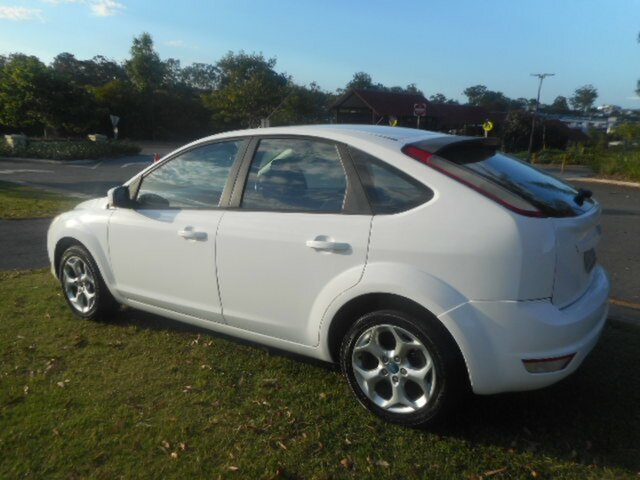 Used Ford Focus LW MK2 Sport Southport, 2012 Ford Focus LW MK2 Sport 6 Speed Automatic Hatchback