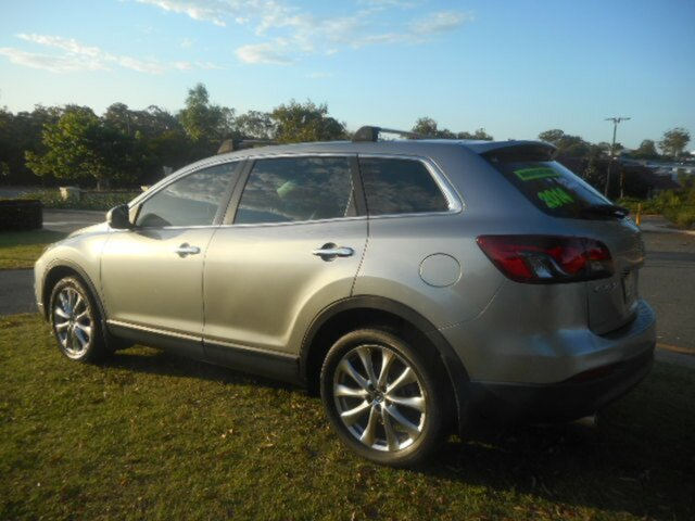 Used Mazda CX-9 MY14 Luxury Southport, 2014 Mazda CX-9 MY14 Luxury 6 Speed Auto Activematic Wagon