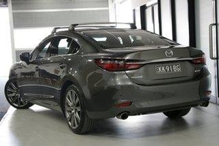 2018 Mazda 6 6C MY18 (gl) Atenza Grey 6 Speed Automatic Sedan.