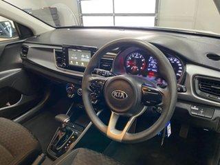 2018 Kia Rio YB MY19 S White 4 Speed Automatic Hatchback