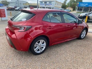2020 Toyota Corolla Mzea12R Ascent Sport Red 10 Speed Constant Variable Hatchback.