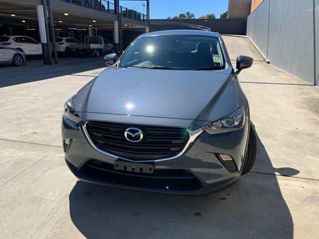 New Mazda CX-3 DK2W7A Neo SKYACTIV-Drive FWD Sport Alexandria, 2020 Mazda CX-3 DK2W7A Neo SKYACTIV-Drive FWD Sport Polymetal Grey 6 Speed Sports Automatic Wagon