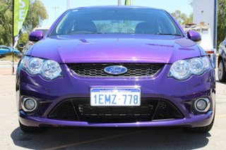 2011 Ford Falcon FG XR6 Limited Edition Purple 6 Speed Sports Automatic Sedan.