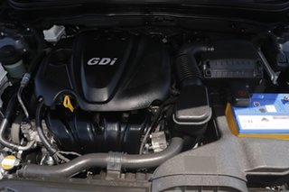 2011 Hyundai i45 YF MY11 Active Dark Grey Metallic/black 6 Speed Sports Automatic Sedan