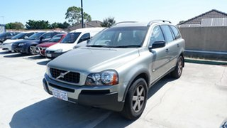 2006 Volvo XC90 P28 MY06 Lifestyle T Green 5 Speed Sports Automatic Wagon.