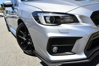 2020 Subaru WRX V1 MY21 Premium Lineartronic AWD Ice Silver 8 Speed Constant Variable Sedan.