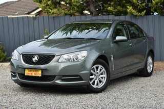 2014 Holden Commodore VF MY14 Evoke Grey 6 Speed Sports Automatic Sedan.