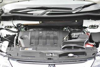 2017 Mitsubishi Outlander ZL MY18.5 LS AWD White 6 Speed Sports Automatic Wagon