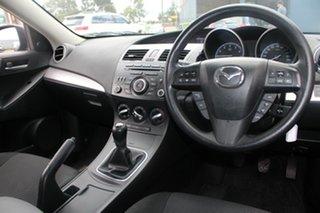2013 Mazda 3 BL Series 2 MY13 Neo Black 6 Speed Manual Hatchback
