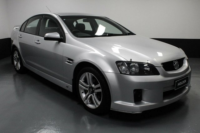 Used Holden Commodore VE MY09.5 SV6 Rutherford, 2009 Holden Commodore VE MY09.5 SV6 Silver 5 Speed Sports Automatic Sedan