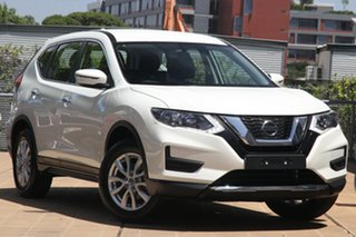 2020 Nissan X-Trail T32 Series 2 ST (2WD) (5Yr) White Continuous Variable Wagon.