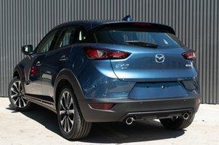 2020 Mazda CX-3 CX-3 F 6AUTO AKARI PETROL AWD Eternal Blue Wagon