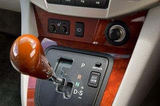 2006 Lexus RX GSU35R RX350 Sports Luxury Gold 5 Speed Sports Automatic Wagon