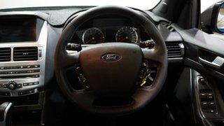 2015 Ford Falcon FG X XR8 Blue 6 Speed Sports Automatic Sedan
