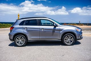 2017 Mitsubishi ASX XC MY18 LS Grey 6 Speed Sports Automatic Wagon.