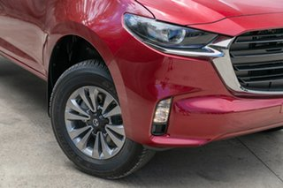 2020 Mazda BT-50 TFS40J XT Red Volcano 6 Speed Sports Automatic Cab Chassis.