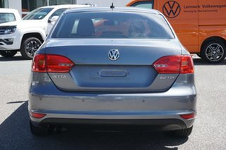 2012 Volkswagen Jetta 1B MY12.5 103TDI DSG Comfortline Grey 6 Speed Sports Automatic Dual Clutch