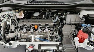 2020 Honda HR-V MY21 VTi-S Platinum White 1 Speed Automatic Hatchback