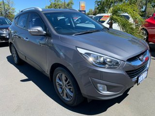 2014 Hyundai ix35 LM3 MY15 Elite Grey 6 Speed Sports Automatic Wagon