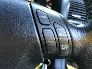2006 Honda Accord 7th Gen V6 Luxury Black 5 Speed Automatic Sedan