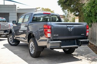 2020 Mazda BT-50 TFR40J XT 4x2 Rock Grey 6 Speed Sports Automatic Utility.