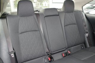 2019 Toyota Corolla ZWE211R SX E-CVT Hybrid White Pearl 10 Speed Constant Variable Sedan Hybrid