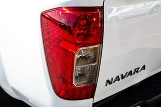 2020 Nissan Navara D23 S4 MY20 ST Polar White 7 Speed Sports Automatic Utility