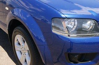 2009 Ford Territory SY MkII TX (RWD) 4 Speed Auto Seq Sportshift Wagon.