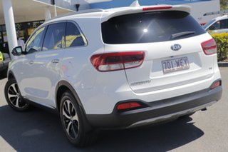 2015 Kia Sorento UM MY16 SLi Clear White 6 Speed Sports Automatic Wagon.