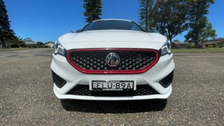 2019 MG MG3 SZP1 MY20 Core Dover White 4 Speed Automatic Hatchback
