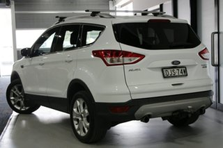 2016 Ford Kuga TF MK 2 Trend (AWD) White 6 Speed Automatic Wagon.
