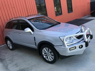 2014 Holden Captiva CG MY15 5 AWD LT Silver 6 Speed Sports Automatic Wagon