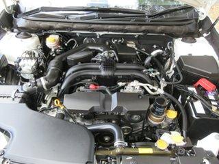 2015 Subaru Liberty B6 MY15 2.5i CVT AWD Premium White 6 Speed Constant Variable Sedan