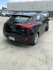 2012 Hyundai i30 GD Active Black 6 Speed Sports Automatic Hatchback