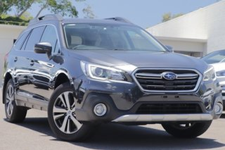 2019 Subaru Outback B6A MY19 2.5i CVT AWD Blue 7 Speed Constant Variable Wagon.