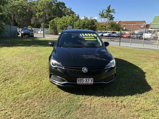 2016 Holden Astra BK MY17 R Black 6 Speed Sports Automatic Hatchback.