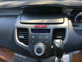 2005 Honda Odyssey 3rd Gen Luxury White 5 Speed Sports Automatic Wagon