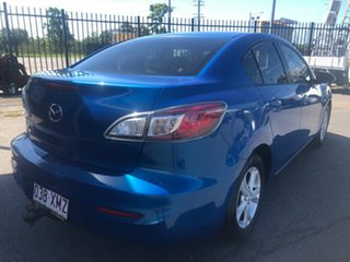 2011 Mazda 3 BL 11 Upgrade Neo Blue 6 Speed Manual Sedan.