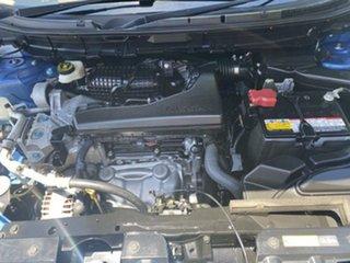 2019 Nissan X-Trail T32 Series II ST X-tronic 2WD Blue Marine Raw 7 Speed Constant Variable Wagon