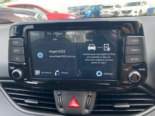 2020 Hyundai i30 PD.V4 MY21 Active Polar White 6 Speed Automatic Hatchback