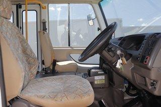 2011 Fuso Rosa White Bus