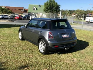 2007 Mini Hatch R50 MY05 Cooper Grey 5 Speed Manual Hatchback