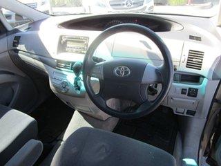 2006 Toyota Tarago ACR50R GLX Gold 4 Speed Sports Automatic Wagon