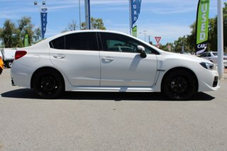 2017 Subaru WRX V1 MY18 Premium AWD White 6 Speed Manual Sedan