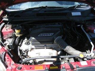 2002 Toyota RAV4 ACA21R Cruiser (4x4) Maroon 4 Speed Automatic 4x4 Wagon